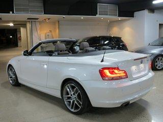 2013 BMW 120i Steptronic Convertible.
