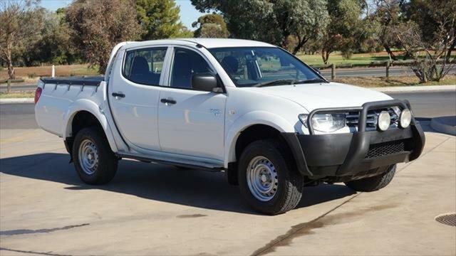 Used Mitsubishi Triton GLX Double Cab, Berri, 2011 Mitsubishi Triton GLX Double Cab Utility