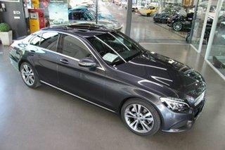 2016 Mercedes-Benz C200 7G-Tronic + Sedan.