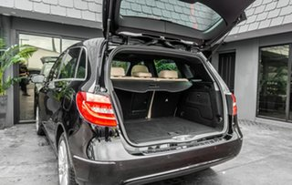 2013 Mercedes-Benz B200 CDI BE Hatchback.