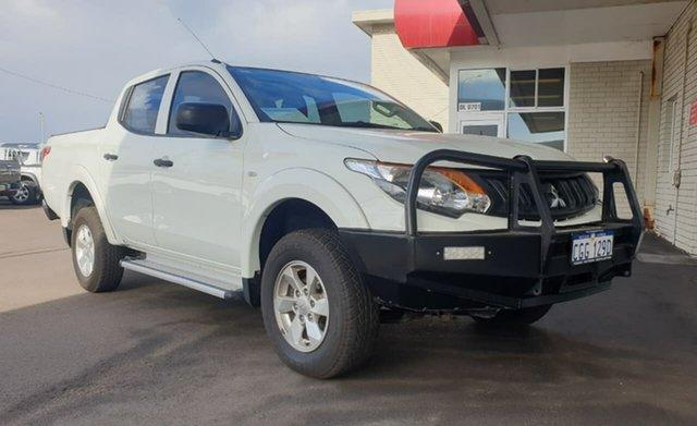 Used Mitsubishi Triton GLX+ Double Cab, Geraldton, 2016 Mitsubishi Triton GLX+ Double Cab Utility