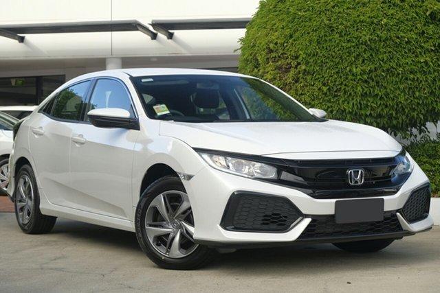 New Honda Civic VTi, Indooroopilly, 2019 Honda Civic VTi Hatchback