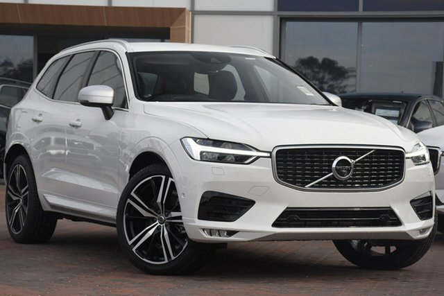 Discounted New Volvo XC60 D5 AWD R-Design, Warwick Farm, 2019 Volvo XC60 D5 AWD R-Design SUV