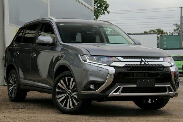 Demonstrator, Demo, Near New Mitsubishi Outlander Exceed AWD, Toowong, 2019 Mitsubishi Outlander Exceed AWD Wagon