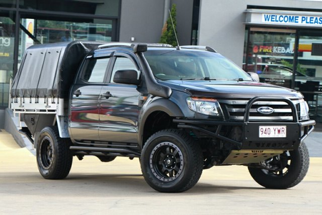 Used Ford Ranger XLS Double Cab, Indooroopilly, 2015 Ford Ranger XLS Double Cab Utility