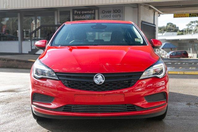 Demonstrator, Demo, Near New Holden Astra R+, Oakleigh, 2018 Holden Astra R+ BK MY19 Hatchback