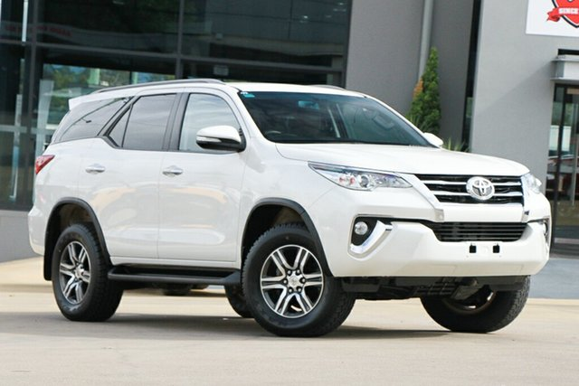 Used Toyota Fortuner GXL, Indooroopilly, 2016 Toyota Fortuner GXL Wagon