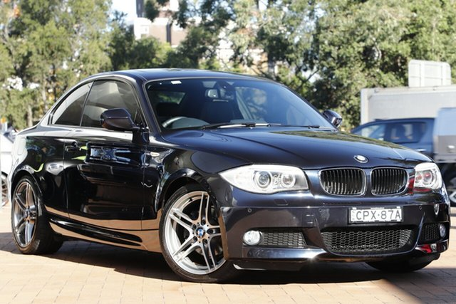 Used BMW 120i Steptronic, Artarmon, 2013 BMW 120i Steptronic Coupe