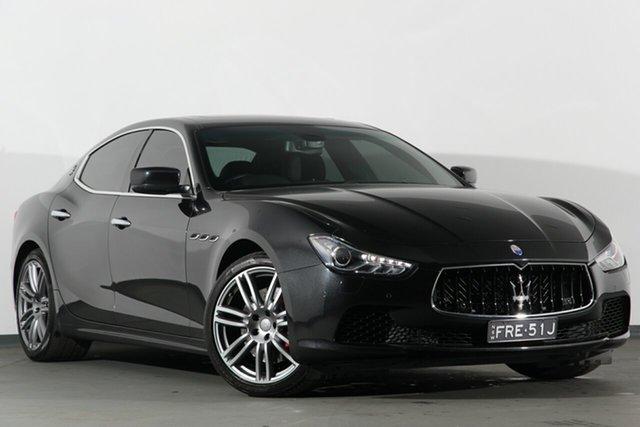 Used Maserati Ghibli S, Narellan, 2014 Maserati Ghibli S Sedan