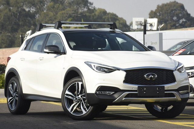 Discounted New Infiniti QX30 Sport D-CT AWD, Warwick Farm, 2019 Infiniti QX30 Sport D-CT AWD Wagon