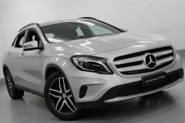 Used Mercedes-Benz GLA180 DCT, Warwick Farm, 2017 Mercedes-Benz GLA180 DCT Wagon