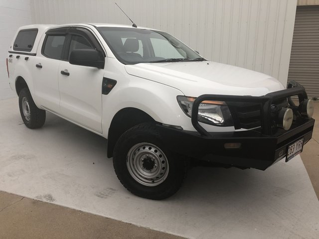 Used Ford Ranger XL Double Cab, Mundingburra, 2013 Ford Ranger XL Double Cab Utility