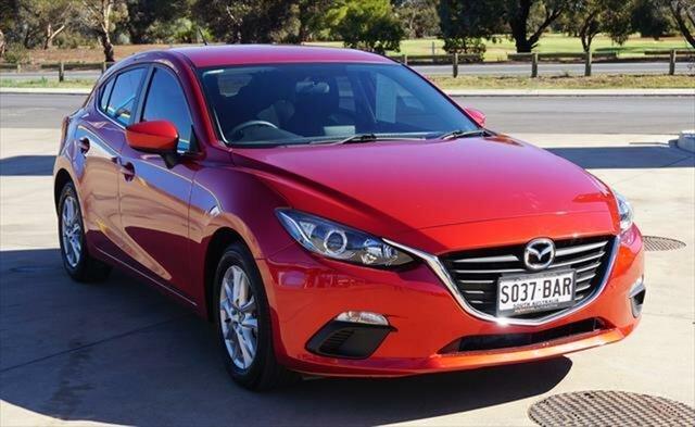 Used Mazda 3 Maxx SKYACTIV-Drive, Berri, 2014 Mazda 3 Maxx SKYACTIV-Drive Hatchback