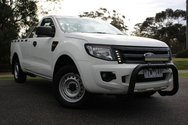 Used Ford Ranger XL 4x2, Officer, 2012 Ford Ranger XL 4x2 Utility