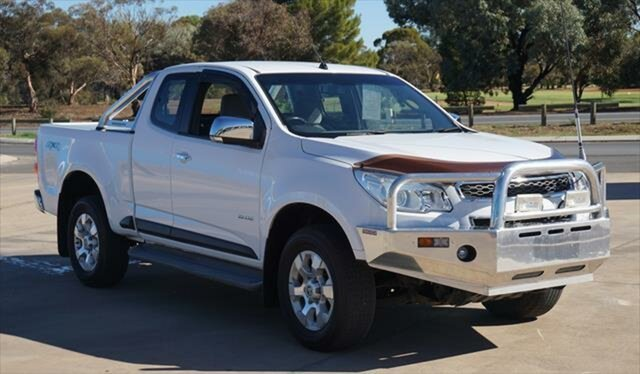 Used Holden Colorado LTZ Space Cab, Berri, 2012 Holden Colorado LTZ Space Cab Utility