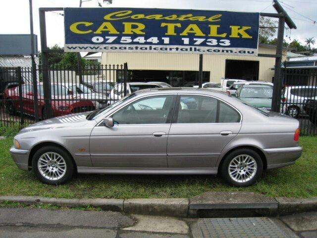 Used BMW 530i Executive, Nambour, 2001 BMW 530i Executive Sedan