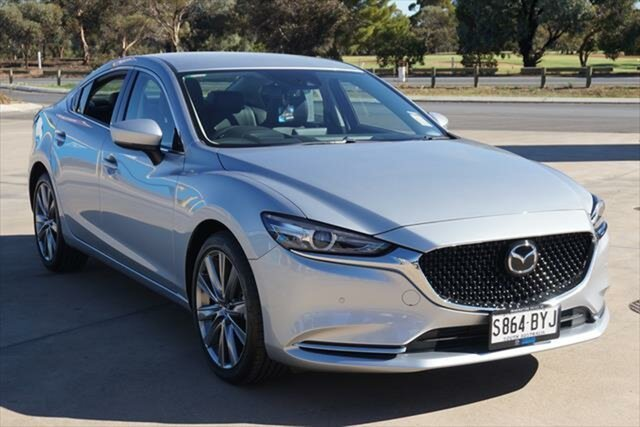 Demonstrator, Demo, Near New Mazda 6 GT SKYACTIV-Drive, Berri, 2018 Mazda 6 GT SKYACTIV-Drive Sedan