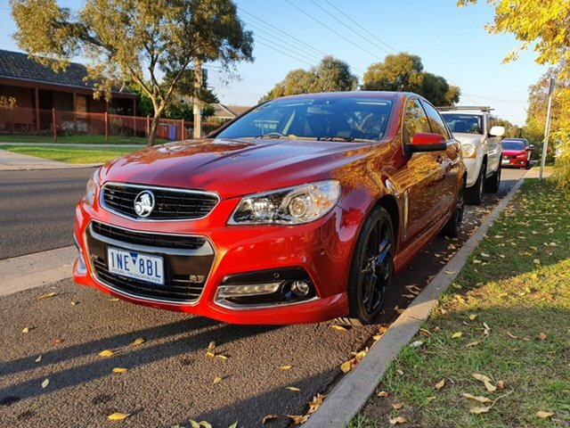Used Holden Commodore SS V Redline, Cranbourne, 2015 Holden Commodore SS V Redline Sedan