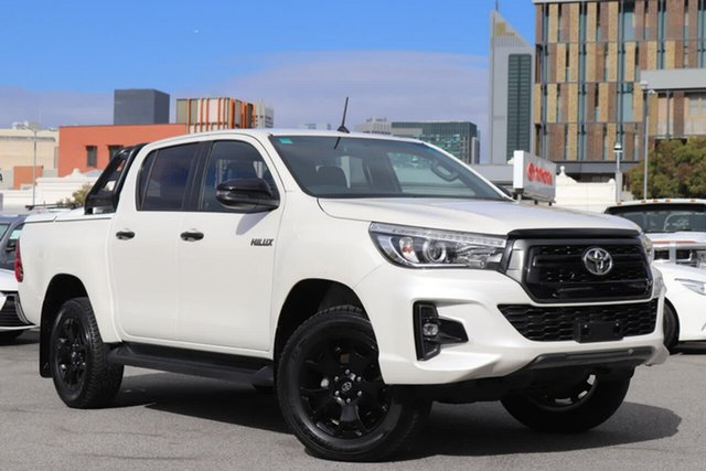 Used Toyota Hilux Rogue (4x4), Northbridge, 2018 Toyota Hilux Rogue (4x4) Dual Cab Utility
