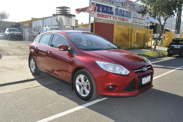 Used Ford Focus Trend, Hoppers Crossing, 2012 Ford Focus Trend Hatchback