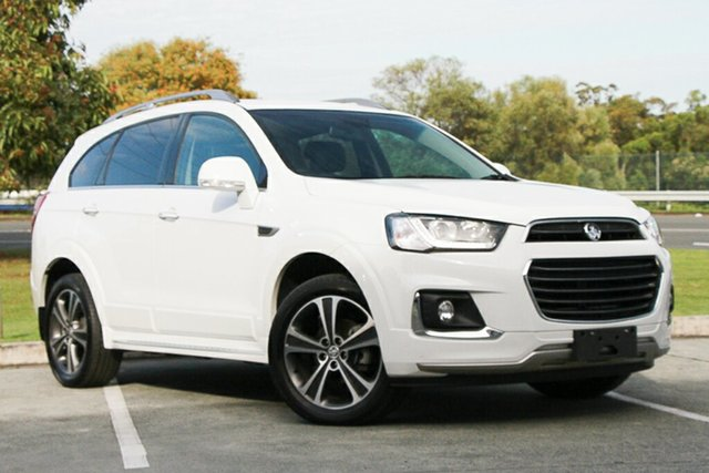 Used Holden Captiva LTZ AWD, Indooroopilly, 2017 Holden Captiva LTZ AWD Wagon