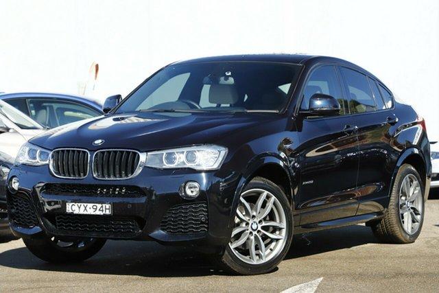 Used BMW X4 xDrive 20I, Brookvale, 2015 BMW X4 xDrive 20I Coupe