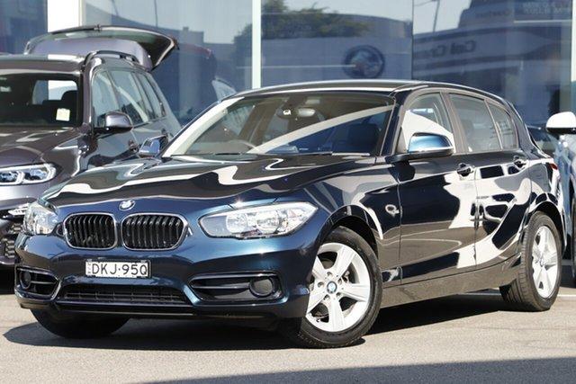 Used BMW 118i Sport Line, Brookvale, 2016 BMW 118i Sport Line Hatchback
