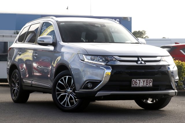 Used Mitsubishi Outlander LS 2WD Safety Pack, Toowong, 2016 Mitsubishi Outlander LS 2WD Safety Pack Wagon