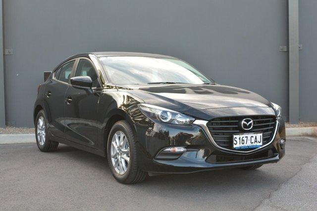 Demonstrator, Demo, Near New Mazda 3 Neo SKYACTIV-Drive Sport, Cheltenham, 2018 Mazda 3 Neo SKYACTIV-Drive Sport Hatchback