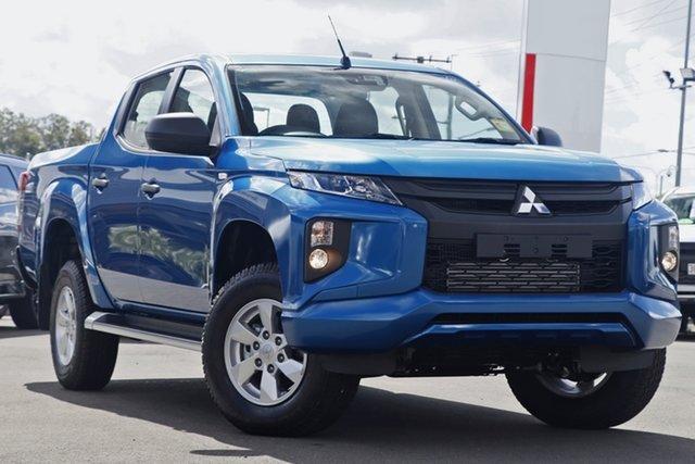 New Mitsubishi Triton GLX+ Double Cab, Beaudesert, 2019 Mitsubishi Triton GLX+ Double Cab Utility