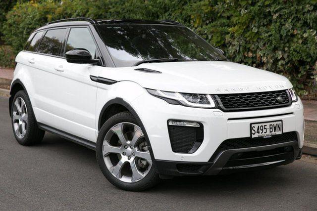 Used Land Rover Range Rover Evoque SD4 240 HSE Dynamic, Hawthorn, 2017 Land Rover Range Rover Evoque SD4 240 HSE Dynamic Wagon
