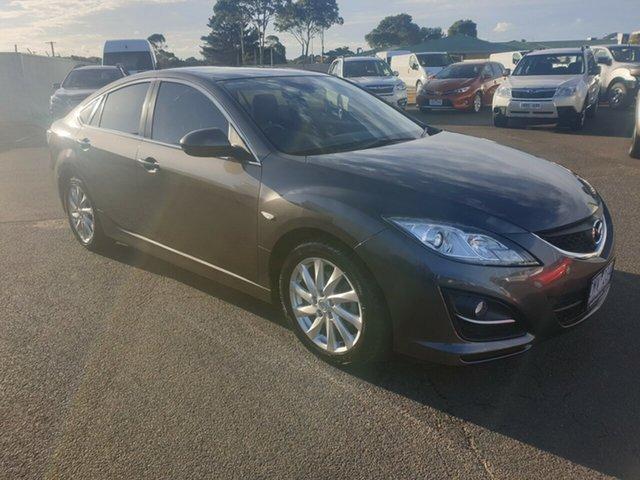 Used Mazda 6 Touring, Warrnambool East, 2012 Mazda 6 Touring Hatchback