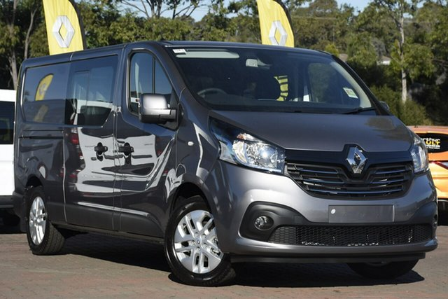 Discounted New Renault Trafic Crew Low Roof LWB Lifestyle, Narellan, 2019 Renault Trafic Crew Low Roof LWB Lifestyle Van