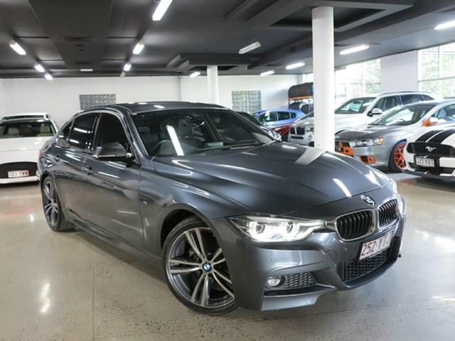 Used BMW 320i M Sport, Albion, 2016 BMW 320i M Sport Sedan