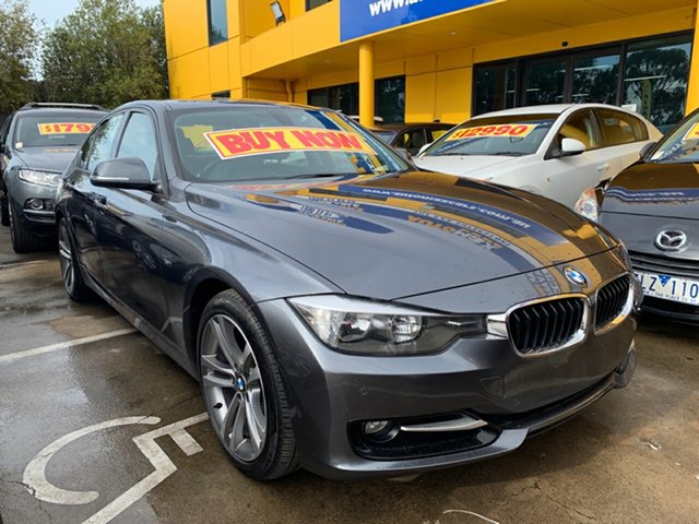 Used BMW 320d Lifestyle Touring Steptronic, Cranbourne, 2012 BMW 320d Lifestyle Touring Steptronic Sedan