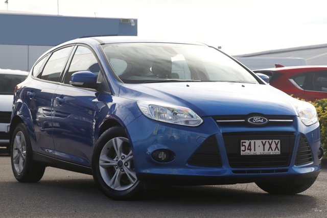 Used Ford Focus Trend PwrShift, Beaudesert, 2015 Ford Focus Trend PwrShift Hatchback