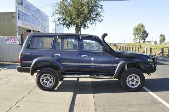 Used Toyota Landcruiser GXL (4x4), Hoppers Crossing, 1995 Toyota Landcruiser GXL (4x4) Wagon