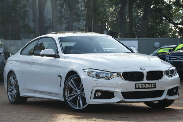 Used BMW 435i, Artarmon, 2014 BMW 435i Coupe