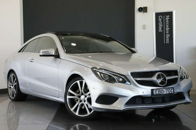 Used Mercedes-Benz E250 7G-Tronic +, Southport, 2013 Mercedes-Benz E250 7G-Tronic + Coupe