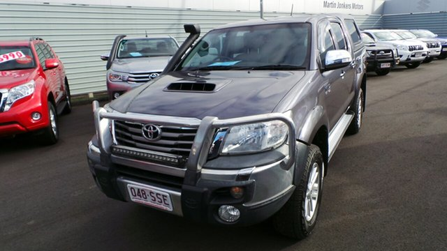 Used Toyota Hilux SR5 Double Cab, Morayfield, 2012 Toyota Hilux SR5 Double Cab Utility