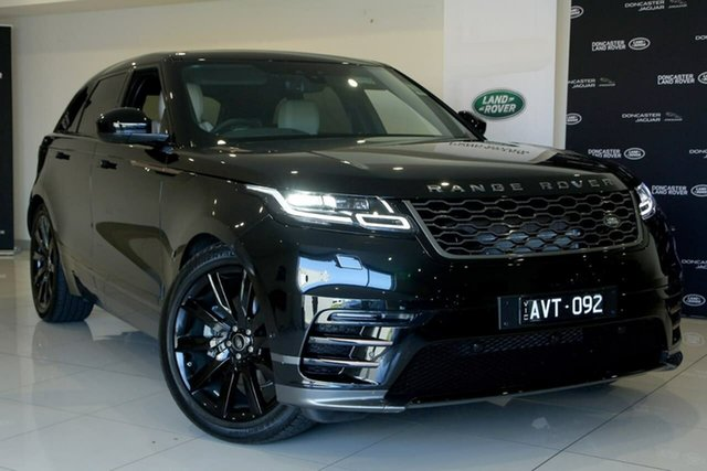 Land Rover Range Rover Velar D300 AWD R-Dynamic SE, Doncaster, 2018 Land Rover Range Rover Velar D300 AWD R-Dynamic SE Wagon