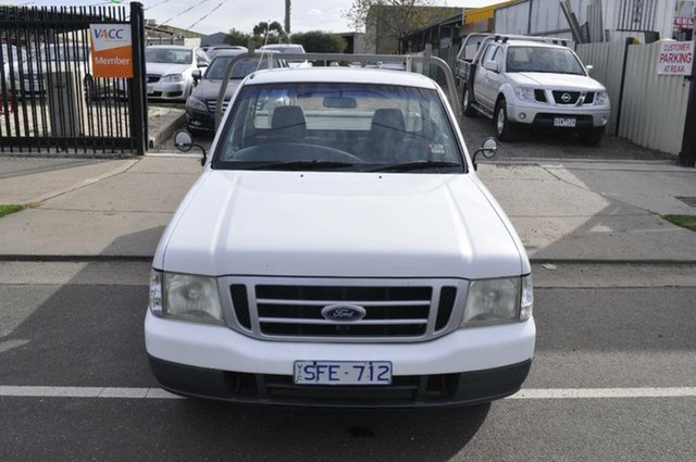 Used Ford Courier GL, Hoppers Crossing, 2002 Ford Courier GL Crew Cab Pickup
