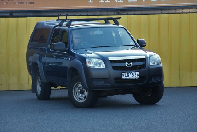 Discounted Used Mazda BT-50 DX+ Freestyle 4x2, Cheltenham, 2007 Mazda BT-50 DX+ Freestyle 4x2 Utility