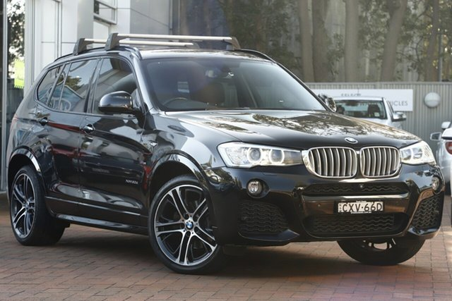 Used BMW X3 xDrive30d Steptronic, Narellan, 2014 BMW X3 xDrive30d Steptronic Wagon