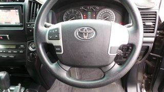 2013 Toyota Landcruiser GXL Wagon.