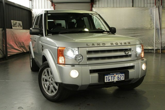 Used Land Rover Discovery 3 SE, Myaree, 2009 Land Rover Discovery 3 SE Wagon