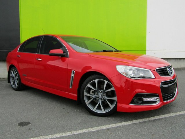 Used Holden Commodore SS-V, Underwood, 2014 Holden Commodore SS-V Sedan