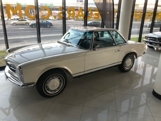 Used Mercedes-Benz 280SL Sports, North Melbourne, 1970 Mercedes-Benz 280SL Sports Roadster