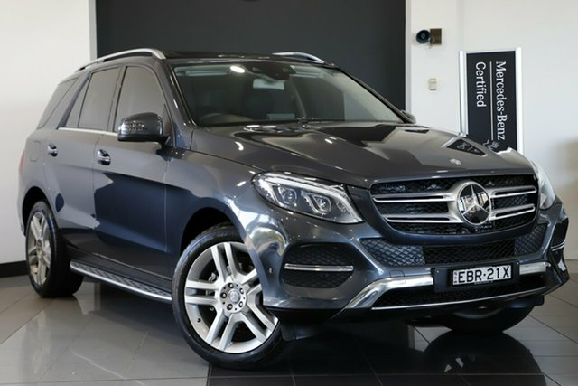 Used Mercedes-Benz GLE250 d 9G-Tronic 4MATIC, Warwick Farm, 2015 Mercedes-Benz GLE250 d 9G-Tronic 4MATIC Wagon