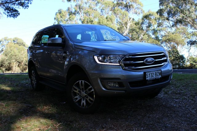 Used Ford Everest Trend 4WD, Cheltenham, 2018 Ford Everest Trend 4WD Wagon